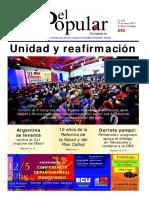 El Popular 384 Órgano de Prensa Oficial del Partido Comunista de Uruguay