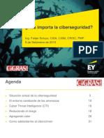 CIGRAS 2015.09.09 05 Nos Importa La Ciberseguridad Felipe Sotuyo