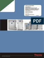 Heratherm OMH60 - Uputstva
