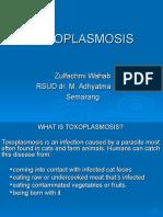 Kuliah Toxoplasmosis