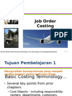 Job Order Costing 2015