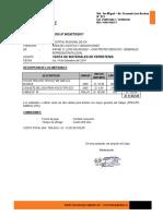 PROFORMA FERRETERIA - CONSTRUTEK