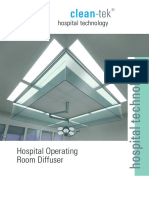 Clean Tek Hospital Operating Room