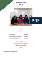 Sap 12 Kombis Pengertian Laporan Bisnis