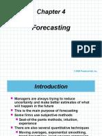 04 Forecasting