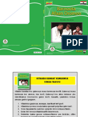 kitaaba Afaan Oromoo Kutaa 9