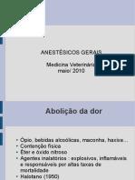 Anestesicos Gerais