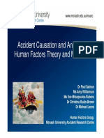 MUARC_Accident Causation Analysis PPT