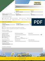 DD14 - Formulario Toma de Datos Sistemas Fotovoltaicos - V1.2016
