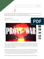 Proxy War _ Artileri