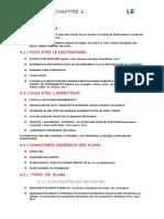 Chapitre 4 Plan