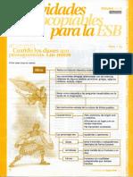 Actividades de Lengua y Literatura fotocopiables (ESB 7°, 8° y 9°)