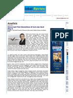 Analisis - Mencermati Pola Kolonialisme Di Syria Dan Mesir (Bag-2)