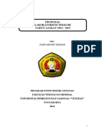 Proposal Laboratorium Tekkom 2014-2015