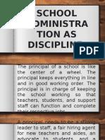 Ads as a Discipline