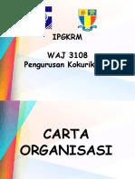 Gerko Carta Organisasi