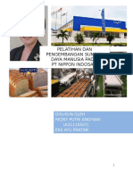 Analisis Pelatihan dan Pengembangan PT NIPPON INDOSARI CORPINDO