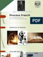 Proceso Frasch EXPO