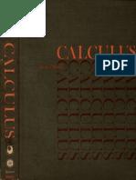 Calculus by Michael Spivak - 1967