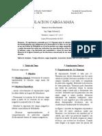Lab12 Relacion Carga Masa