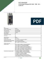 EasyPact EZC_EZC100H2030