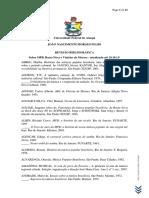 Revisão Bibliográfica Sobre MPB Bossa Nova e Vinicius de Moraes João Nascimento Borges Filho