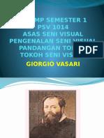 Pandangan Giorgio Vasari