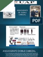 Angiografo de Doble Cabezal