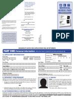 Access Pass Application