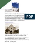 Iglesias Coloniales De El Salvador