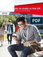 Apply to Study in Uk English