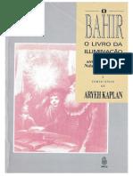 Sefer Ha Bahir - Aryeh Kaplan