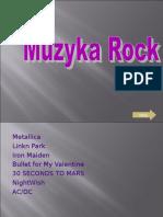 Muzyka Rockowa prezentacja