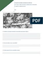 Teste de Avaliação de História e Geografia de Portugal