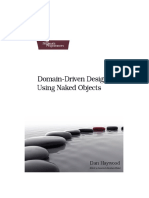 Domain Driven Design Using Naked Objects
