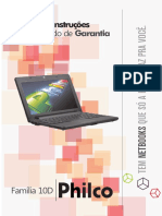NetBook Philco Manual