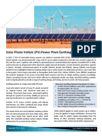 Solar Farm Earthing Design_3pg Brochure A