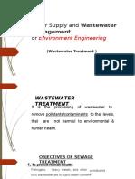 7- W.W. Treatment (Preliminary & Primary)