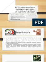 Fitoterapia de la hipertrigliceridemia