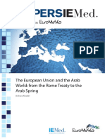 The EU and the Arab World - From the Rome Treaty to the Arab Spring - By Bichara Khader From IEMed EuroMesco