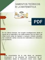 Fundamentos Teóricos de La Matemática.