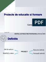 Proiecte Educatie