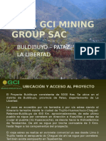 Mina Gci Mining Group Sac