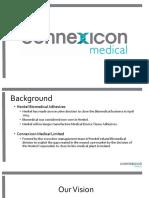 Connexicon Medical Company Profile