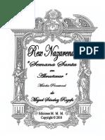 Semana Santa en Almuñécar - Rex Nazarenus