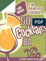 IBA International Cocktail Book 1961