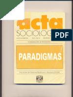 Alexander, J & Zabludovski, G - Clásicos y contemporáneos en la teoría sociológica, entrevista a Alexander.pdf