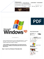 How to Install Windows XP Professional_ 14 Steps