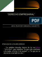 DERECHO EMPRESARIAL 2017-II-1.ppt