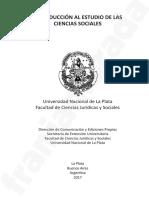 Introduccion Al Estudcio de Las Cs. Sociales. 2017
